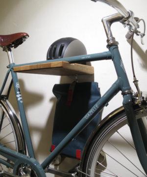 TB. Fahrradhalter