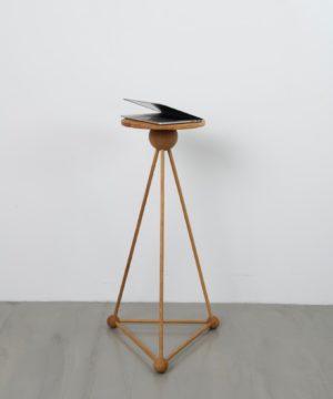 Laptop Tisch / Skulptur Tisch