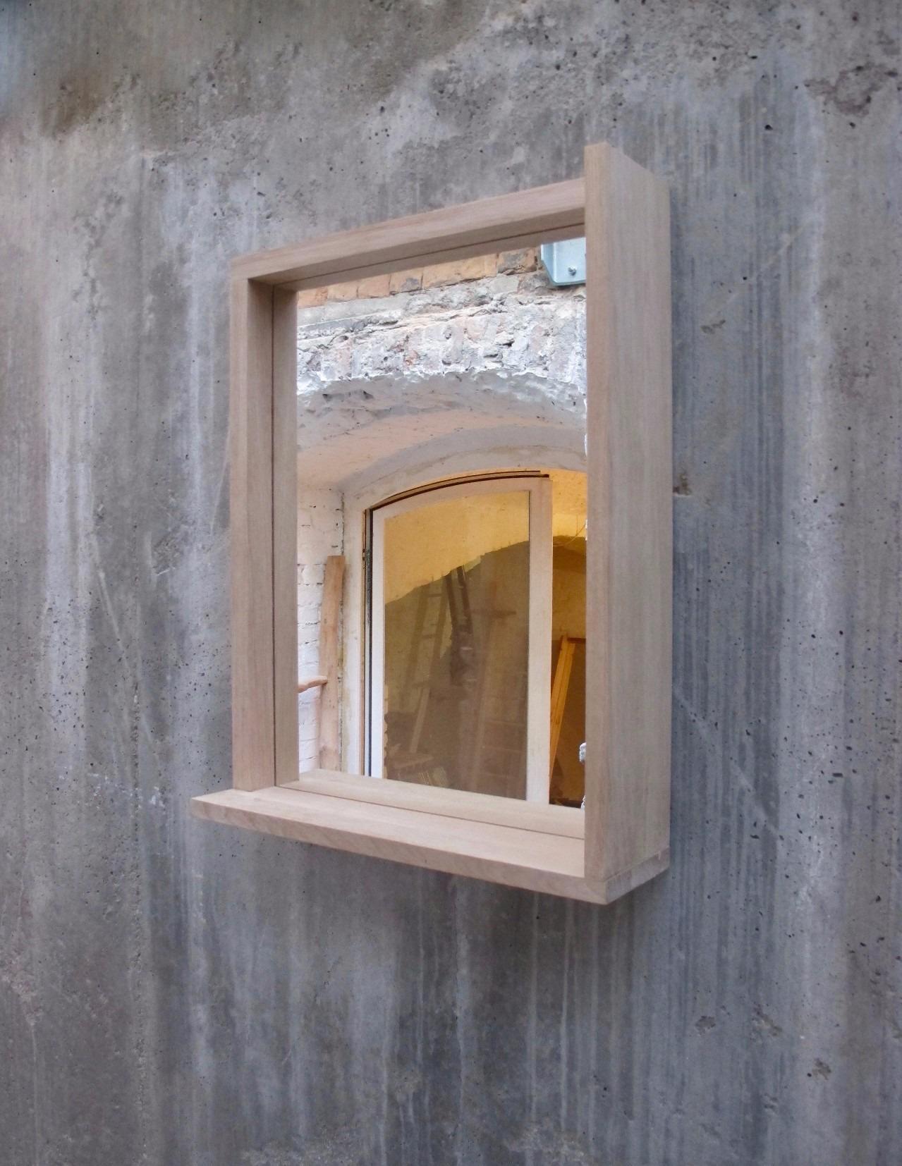 tb s 1 spiegel mit eiche rahmen tidyboy berlin. Black Bedroom Furniture Sets. Home Design Ideas