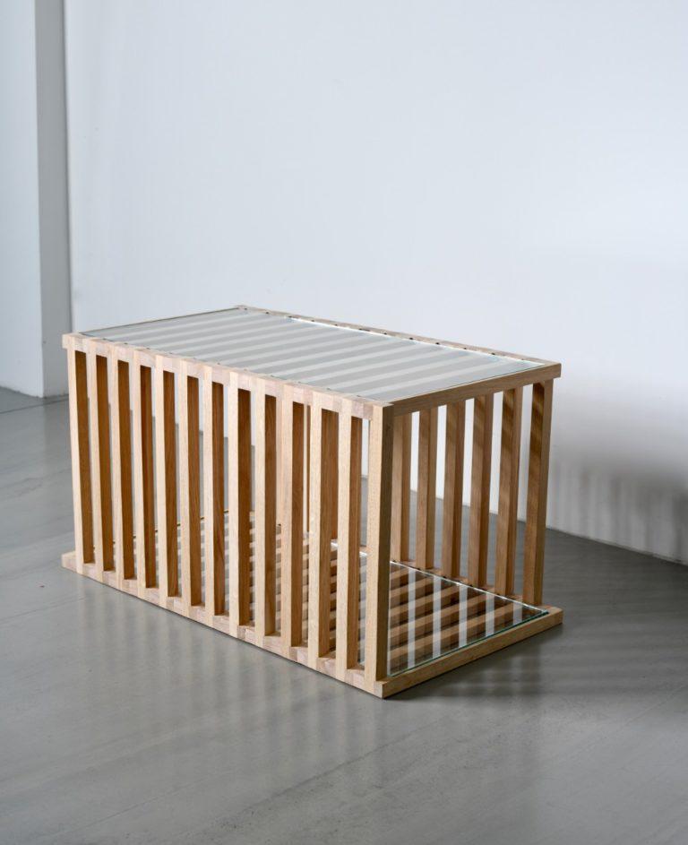 Slinky Couchtisch -Masgeschneidert