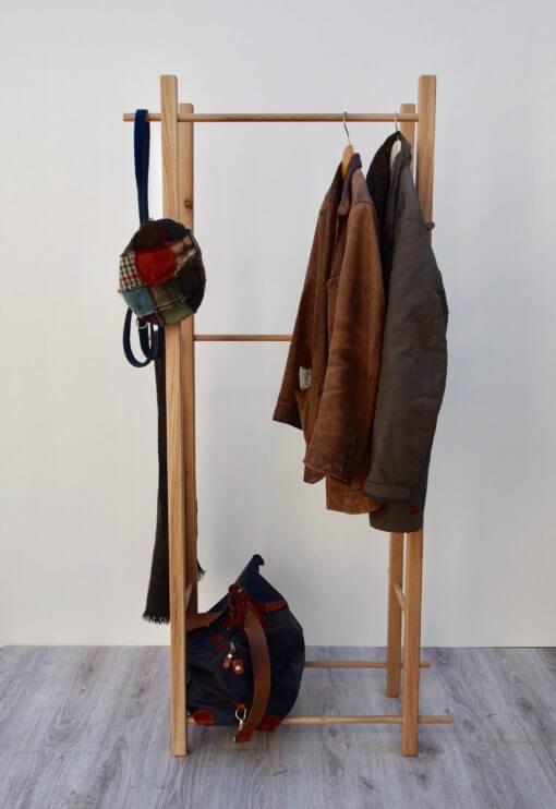 coat stand oak
