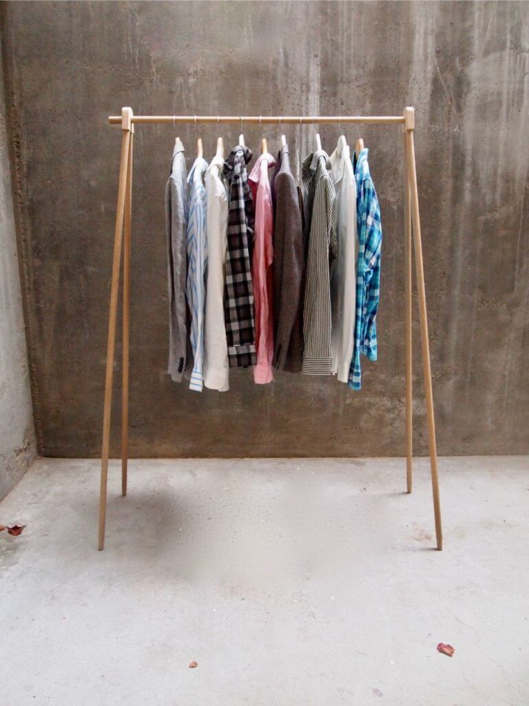Garderobe, Kleiderständer